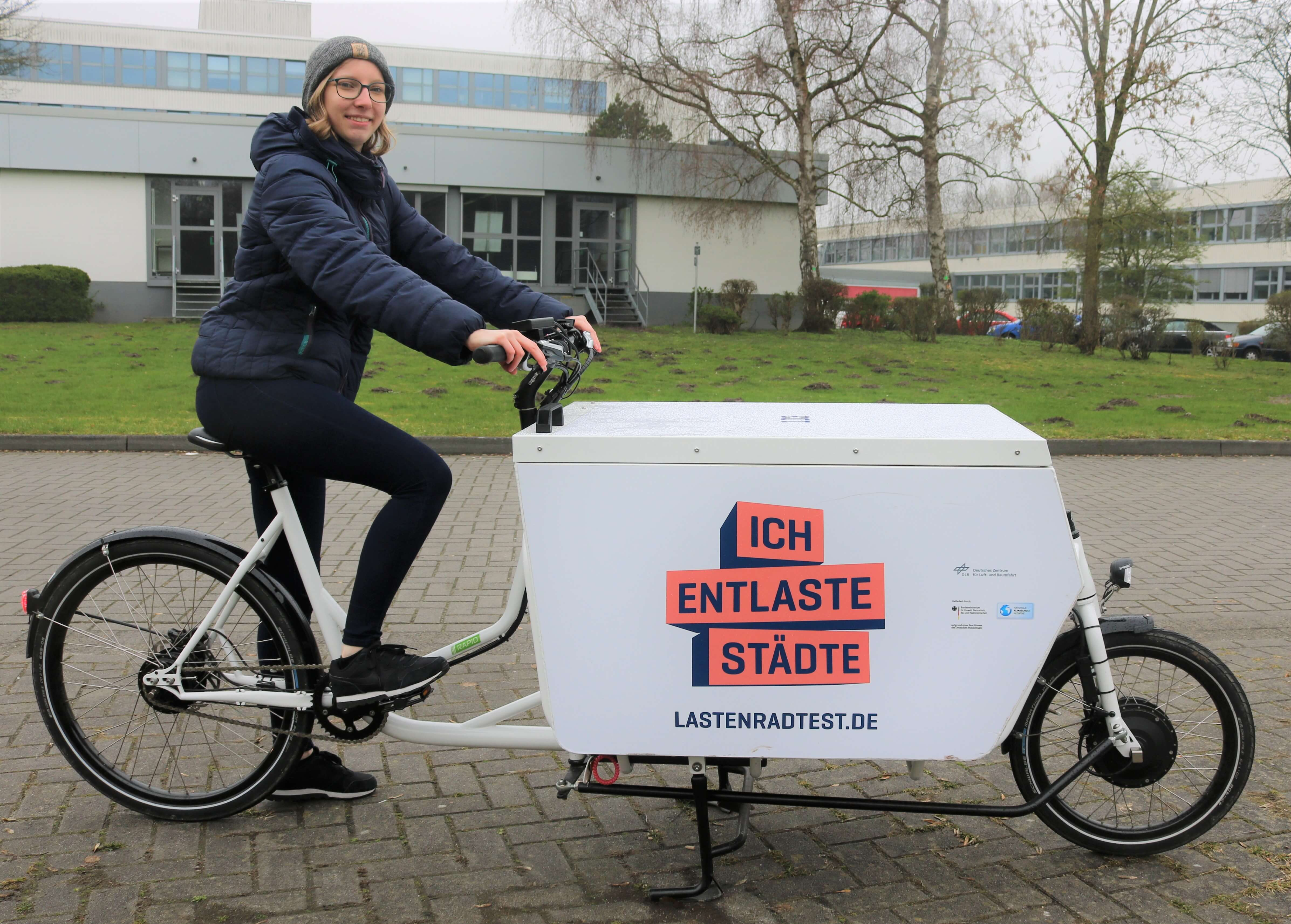 Ein E-Lastenrad als alternatives Transportmittel?